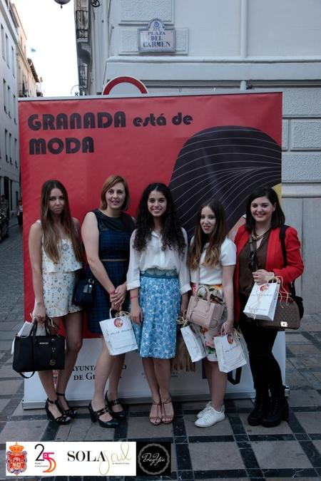 Bloger Tour Pink Granada Está de Moda 2015 11