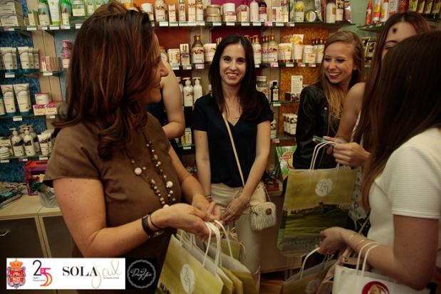 Bloger Tour Pink Granada Está de Moda 2015 13