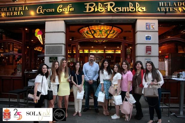 Bloger Tour Pink Granada Está de Moda 2015 15
