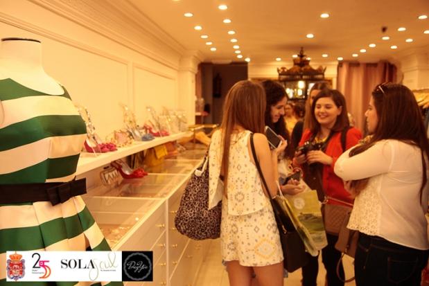 Bloger Tour Pink Granada Está de Moda 2015 7