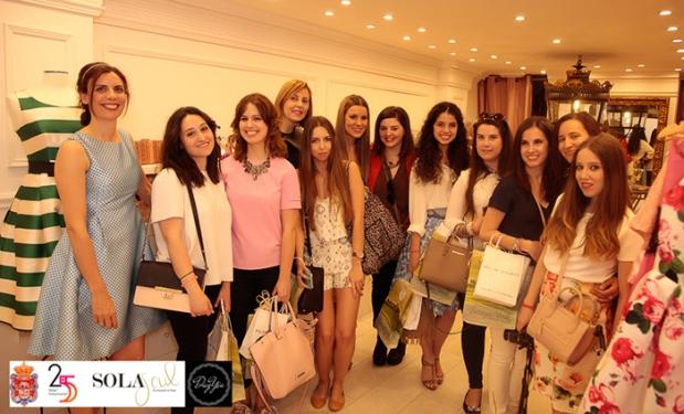 Bloger Tour Pink Granada Está de Moda 2015 8