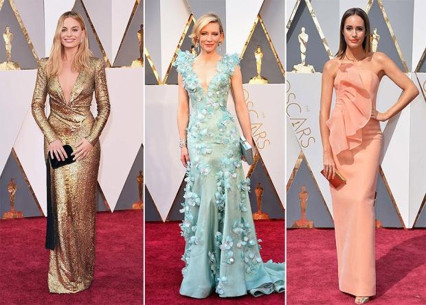 Mejores vestidas Oscars 2016 segunda parte