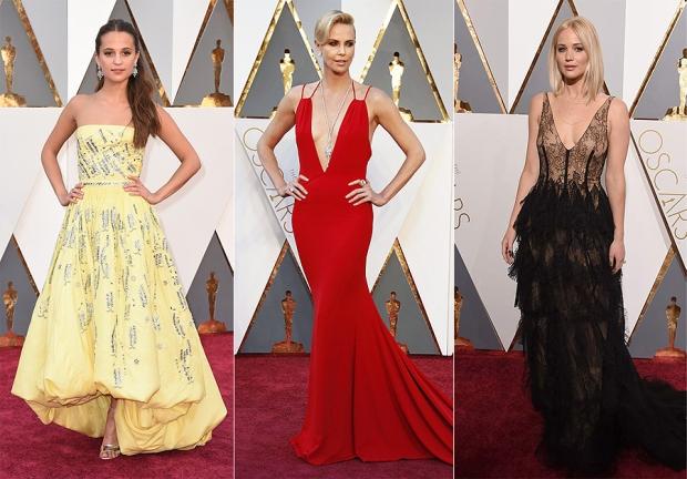 Mejores vestidas Oscars 2016 tercera parte