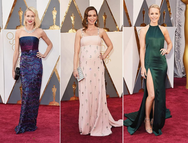 Mejores vestidas Oscars 2016