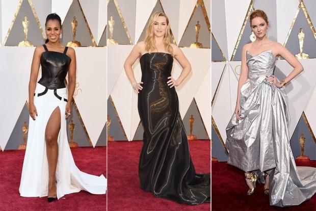 Peores vestidas Oscars 2016